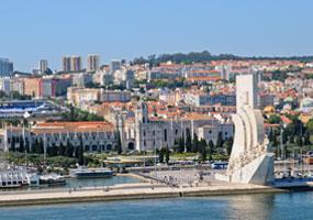 Propiedades en Lisboa