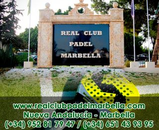 Real CLub de Paddel Marbella